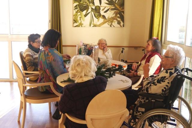 Activités maison de retraite - Occitane Retraite